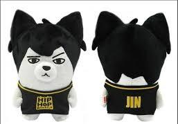 Bts Hip Hop Monster Doll Jin Plush Toy Better