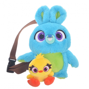 Ducky and Bunny Backpack Shoulder Bag