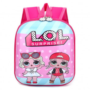 LOL Surprise Basic Girls Backpack Rucksack Schoolbag