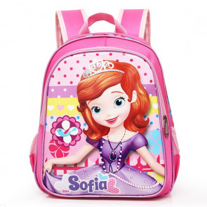 Disney Sofia the First Backpack For Kids