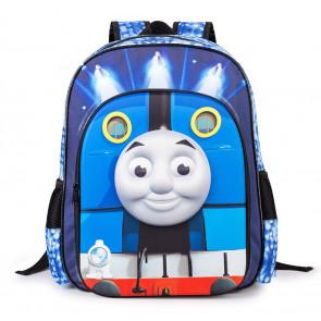 Thomas Train Backpack Canvas School Bag