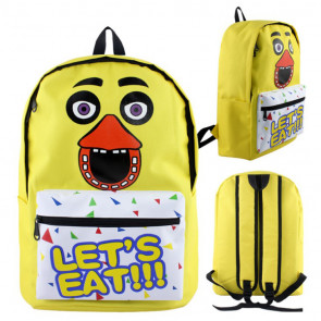Five Nights at Freddy's Chica Backpack Schoolbag Rucksack