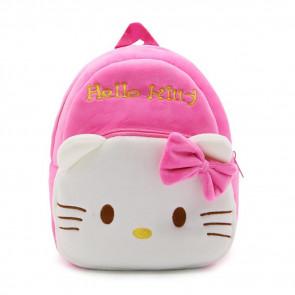 Hello Kitty Kids Soft Small Backpack Schoolbag Rucksack