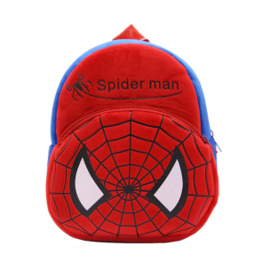 Spiderman Soft Small Backpack Schoolbag Rucksack