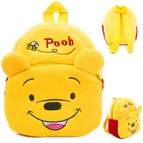 Winnie the Pooh Soft Small Backpack Schoolbag Rucksack