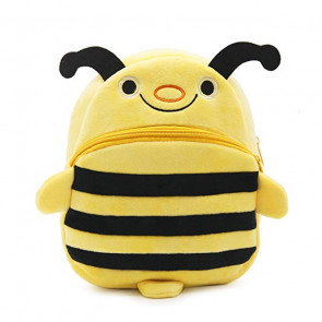 Bee Soft Small Backpack Schoolbag Rucksack