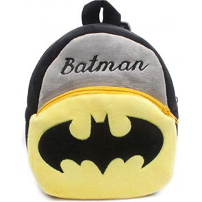Batman Soft Small Backpack Schoolbag Rucksack
