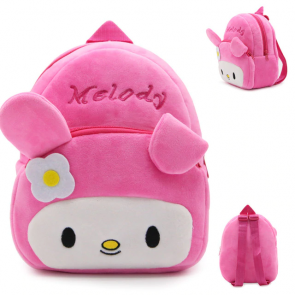 Melody Soft Small Backpack Schoolbag Rucksack