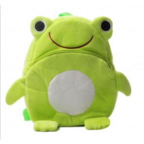 Frog Soft Small Backpack Schoolbag Rucksack
