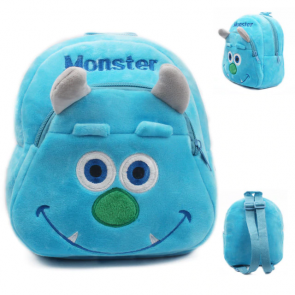 Sully Monsters Inc Soft Small Backpack Schoolbag Rucksack