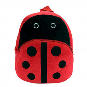 Ladybug Soft Small Backpack Schoolbag Rucksack
