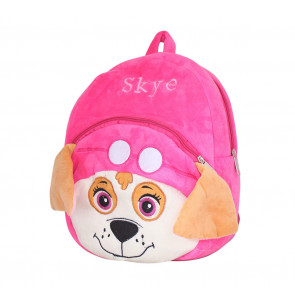 Skye Paw Patrol Soft Small Backpack Schoolbag Rucksack