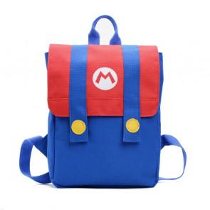 Mario Style Backpack Rucksack Schoolbag
