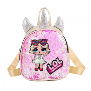 LOL Surprise Leading Baby Backpack Rucksack Schoolbag