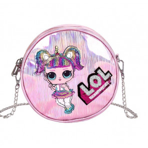LOL Surprise Crossbody Handbag Unicorn