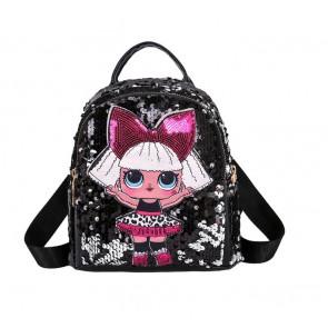 LOL Surprise Diva Backpack Rucksack Schoolbag