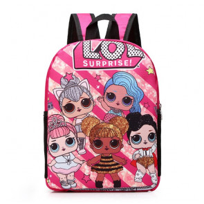 LOL Surprise Multi Doll Backpack Rucksack Schoolbag