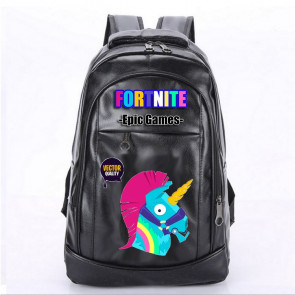 Fortnite Llama Leather Backpack Rucksack