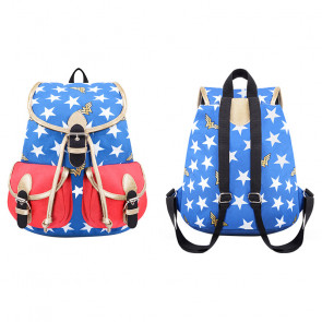 Hot Topic DC Comics Wonder Woman Knapsack Backpack