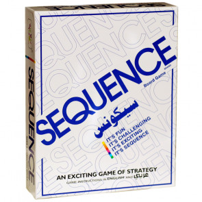 Sequence Strategy Party Game