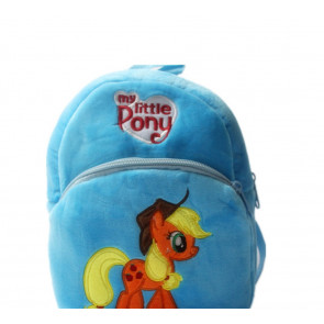My Little Pony Applejack Soft Small Backpack Schoolbag Rucksack