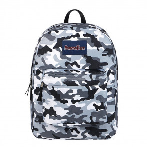 Army Camo Durable Backpack Schoolbag Rucksack