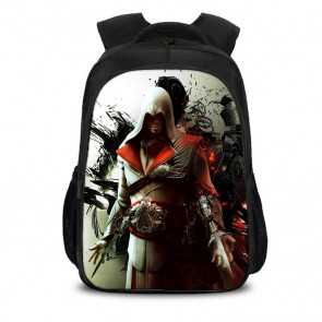 Assassin's Creed Backpack Schoolbag Rucksack