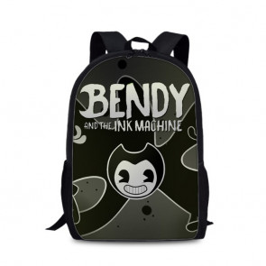 Bendy and the Ink Machine Backpack Schoolbag Rucksack