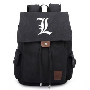 Death Note Canvas Backpack Schoolbag Rucksack