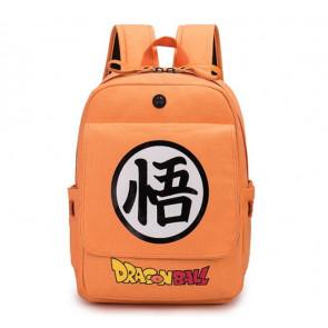 Dragonball Goku Symbol Backpack Schoolbag Rucksack