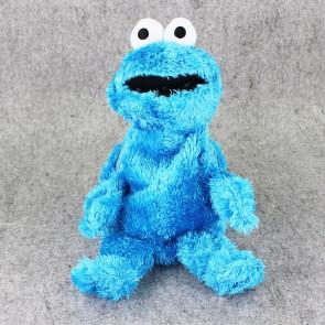 Cookie Monster Shape Kids Backpack Schoolbag Rucksack