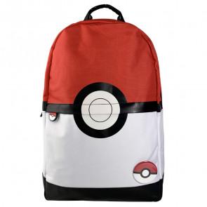 Pokemon Pokeball Backpack Schoolbag Rucksack