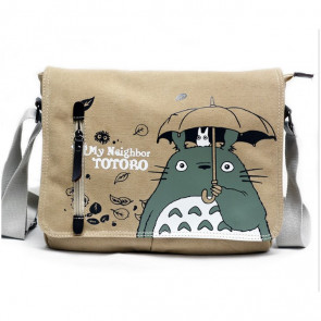 My Neighbor Totoro Messgener Canvas Shoulder Bag