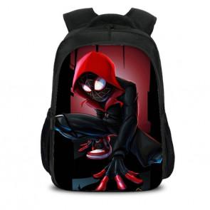 Miles Morales Spider-Man Backpack Schoolbag Rucksack