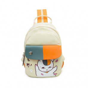 Cat Natsume's Book of Friends Nyanko Sensei Yuujinchou Backpack Schoolbag Rucksack