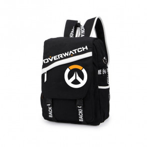 Overwatch Front Flap Backpack Schoolbag Rucksack