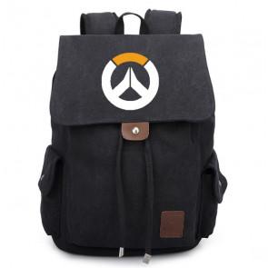 Overwatch Canvas Backpack Schoolbag Rucksack