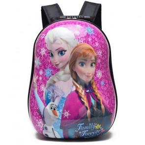 Anna Elsa Hard Plastic Kids Backpack Schoolbag Rucksack