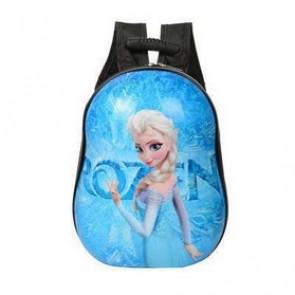 Elsa Frozen Hard Plastic Kids Backpack Schoolbag Rucksack