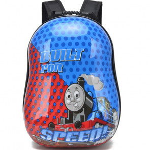 Thomas the Train Hard Plastic Kids Backpack Schoolbag Rucksack