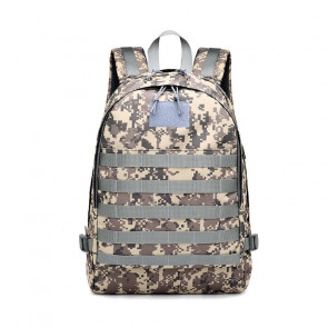 PUBG Camo Backpack Schoolbag Rucksack