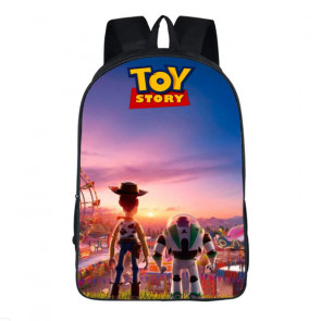 Toy Story Buzz and Woody Backpack Schoolbag Rucksack