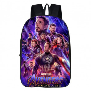 Avengers Engame Backpack Schoolbag Rucksack