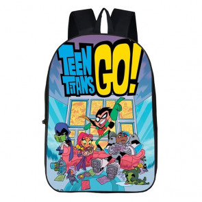 Teen Titans Go Rucksack Backpack Schoolbag