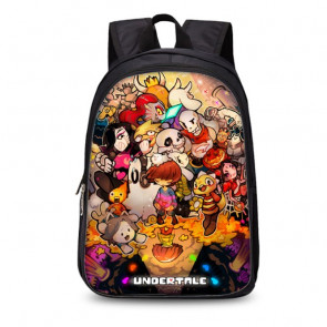 Undertale Backpack Schoolbag Rucksack