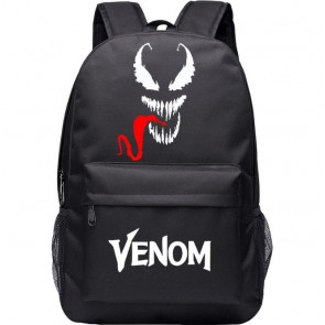 Venom Face Rucksack Backpack Schoolbag