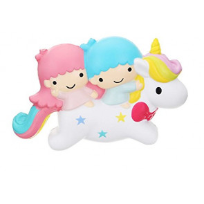 Little Twin Stars Scented Squishy