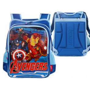 Avengers Boys Backpack Age 5 to 12, 17 inch