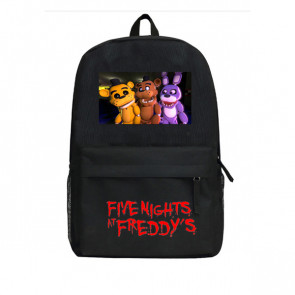 Five Nights At Freddy's Black Backpack