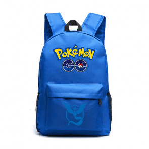 Pokemon Go Blue Team Mystic - Blue Backpack